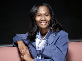 When Charlene Butler was growing up, she, along with many other young people, thought that it would be cool to work for NASA one day. Little would she have guessed that her dream would begin to unfold during ninth grade for it was in Ms. Butler's freshman year that she decided on a career in the Computer/Information Technology (IT) field.