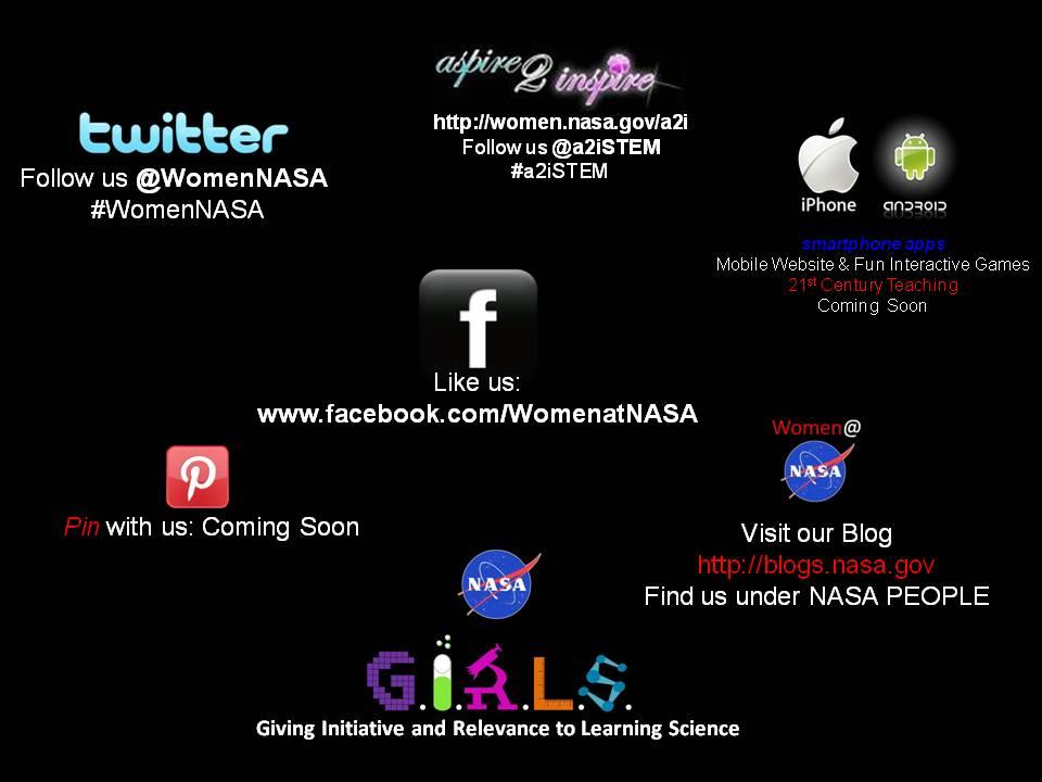 Get Involved Women at NASA