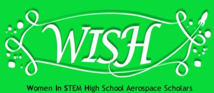 WISH LOGO GREEN