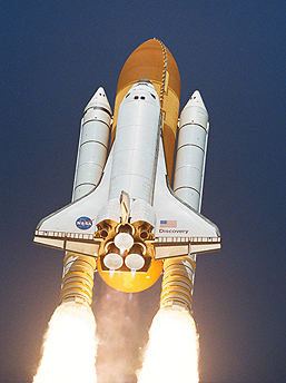 Discovery Launch